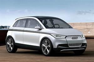 Audi Readies New  U00a315k City Car For A2 Successor