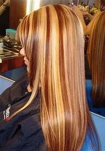 Blonde Hair With Red Highlights And Brown Lowlights ...