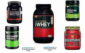 The Best Muscle Building Supplements In The Market