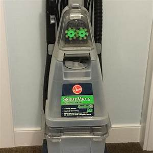 Instruction Manual For Hoover Carpet Cleaner Wales