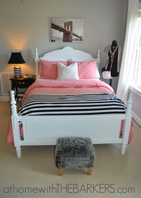 How To Make Your Teen Girl Happy {a Room Makeover} At