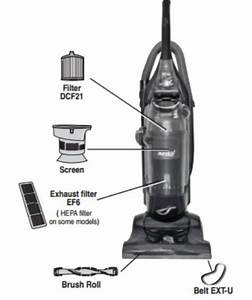 How To Assemble  U0026 Maintain Your Eureka Airspeed Vacuum Cleaner
