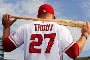 Mike Trout's Bat – The Croqueteer: MLB Guys Swing What?