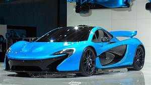 Light Blue McLaren P1 | McLaren P1 | Pinterest