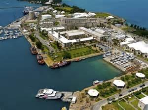 Royal Navy Dockyard Bermuda