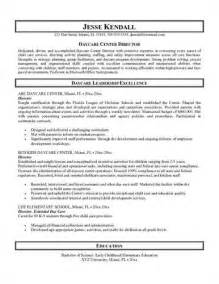 resume objective for daycare worker daycare worker resume objective