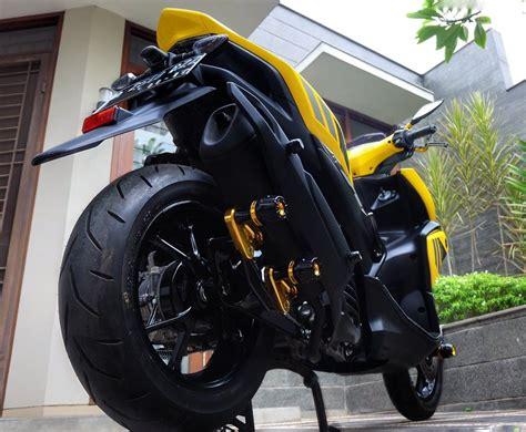 aerox 155 modification yamaha sports