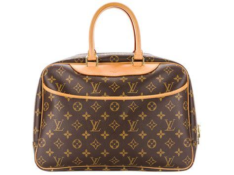 louis vuitton designer preowned louis vuitton deauville handbag