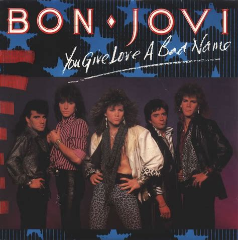 America Gives Bon Jovi Good Name Udiscover