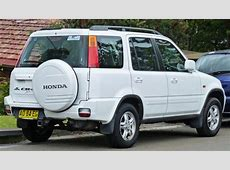 1996 Honda Crv i rd1rd2 – pictures, information and