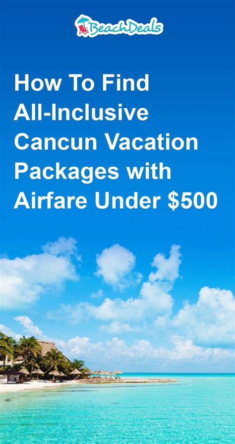 Best All Inclusive Best 25 All Inclusive Cancun Vacations Ideas On