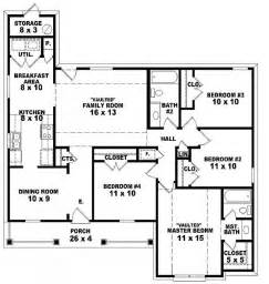 one story house plan 4 bedroom house plans one story studio design gallery best design