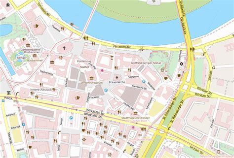 stadtplan dresden hotelbuchung und attraktionen