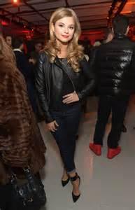 Stefanie Scott Fashion Show Nyc Guess