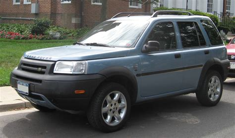 land rover freelander 1 2002 land rover freelander information and photos zomb