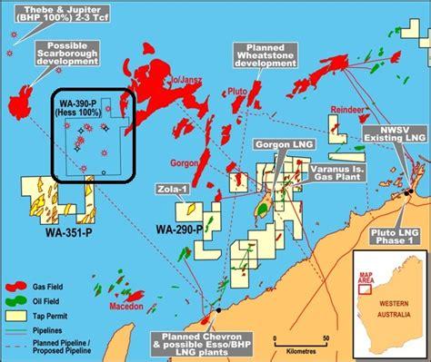 Hess progresses on Australia deep offshore Equus LNG project