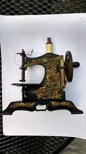 Ancienne Machine A Coudre : ancienne machine coudre pour enfant jugendstil catawiki ~ Melissatoandfro.com Idées de Décoration
