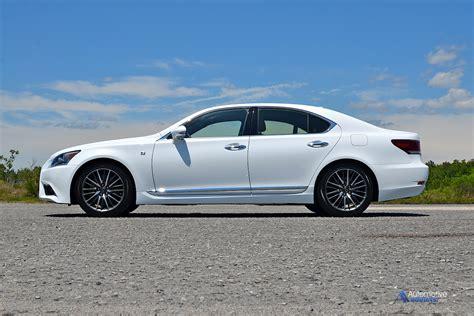 2015 Lexus Ls 460 F Sport Review & Test Drive