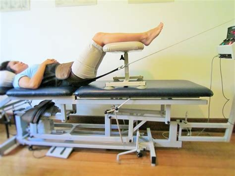 traction table for back spinal decompression traction pictures to pin on pinterest