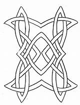 Celtic Coloring Cross Pages Crosses Heart Roses Knot Knots Drawing Rose Wings Printable Cool Patterns Embellishments Decorated Getcolorings Getdrawings Remembrance sketch template