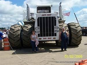 Le Plus Gros Moteur Du Monde : le plus grand tracteur du monde l 39 ambiance pinterest gros tracteur tracteur et tracteur ~ Medecine-chirurgie-esthetiques.com Avis de Voitures