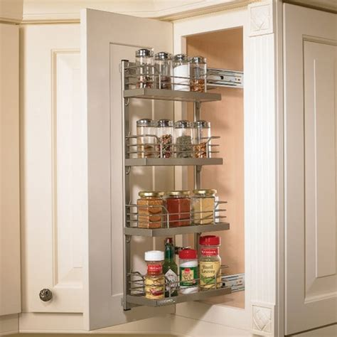 Spice Storage Options by Hafele Kessebohmer Drawer Pull Out 547 12 221