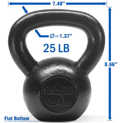 kettlebell yes4all weight heavy weights lbs strength exercise workout duty training zoom lb