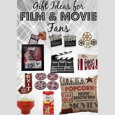 Gift Ideas For The Film & Movie Lover  Gifts For