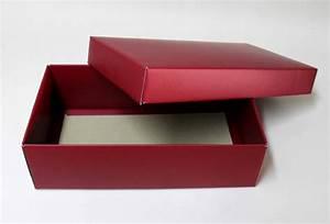 Boite En Carton Avec Couvercle : comment fabriquer une boite en papier ~ Dode.kayakingforconservation.com Idées de Décoration