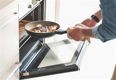 oven proof skillets safety kitchen