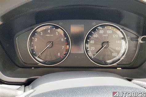 honda amaze speedometer autobics