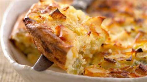 cuisine familiale rapide gratin de poireaux facile et pas cher recette sur