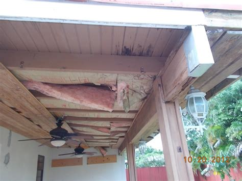 roof repairs  roofs  miami tongue groove roof repair