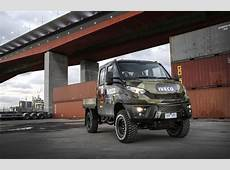 2016 Iveco Daily 4x4 OffRoad review photos CarAdvice