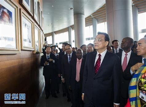 siege de ua le pm chinois visitera le siège de l 39 union africaine lundi