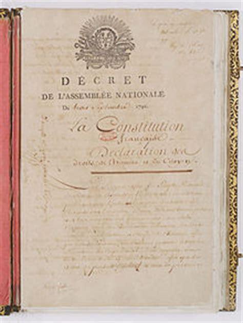 constituci 243 n francesa de 1791 la enciclopedia