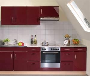 Hochglanz Küche Rot : k che rot hochglanz hause deko ideen ~ Sanjose-hotels-ca.com Haus und Dekorationen