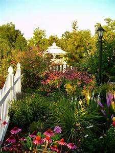 Perennial, Cottage, Garden