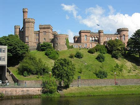 Inverness Feature Page on Undiscovered Scotland