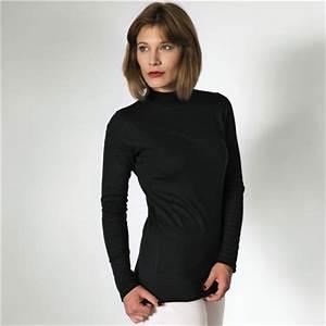 Sous Pull Col Roulé : sous pull col roul en laine pour femme ferme du mohair ~ Melissatoandfro.com Idées de Décoration