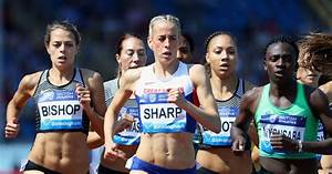 Lynsey Sharp needs to be on top form during The British ...