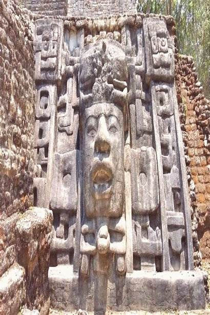 Temple Belize Mayan Ancient Mask Ruins Greek