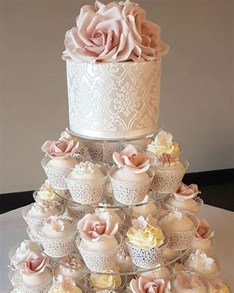 cupcake elegance wedding cakes glass house mountains