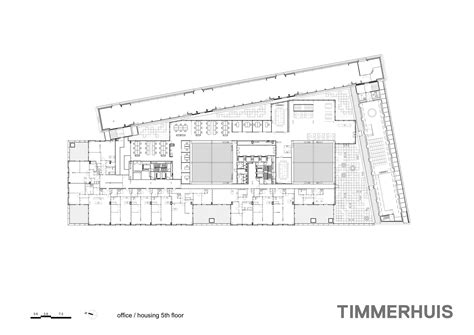 gallery of timmerhuis oma 27