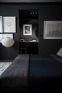 1000+ ideas about Black Bedroom Walls on Pinterest