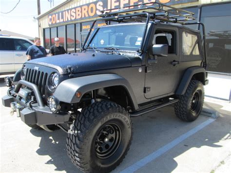 jeep wrangler 2 door modified custom built jeeps