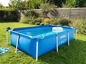 Preparation Terrain Pour Piscine Hors Sol Tubulaire : comment installer une piscine hors sol castorama ~ Premium-room.com Idées de Décoration