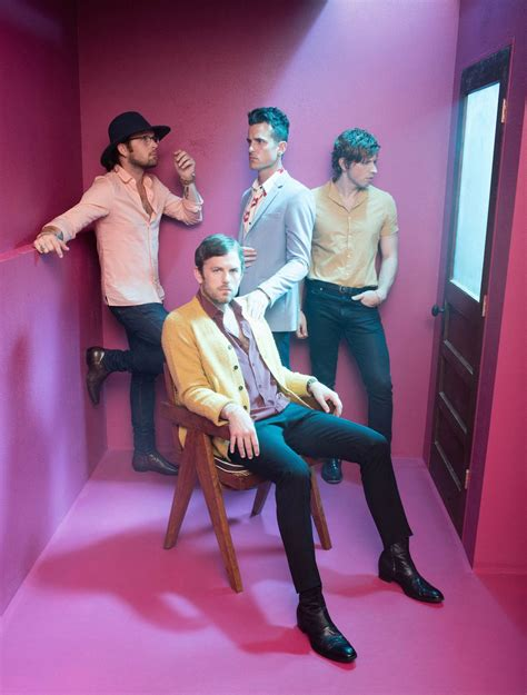 Kings of Leon head to Blossom in August to support No. 1 ...