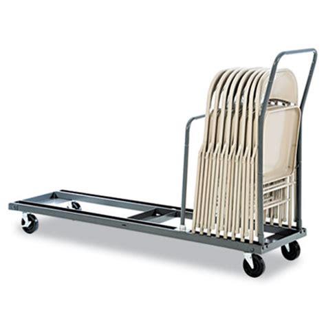 alera 174 folding chair cart at material handling solutions llc