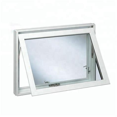 aluminum awnings window double glazed awning windows
